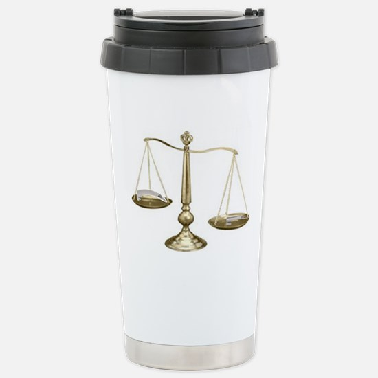Mac vs Miller Stainless Steel Travel Mug