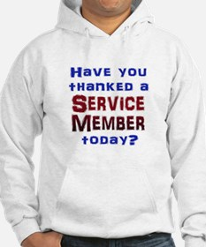 Thank Service Hoodie