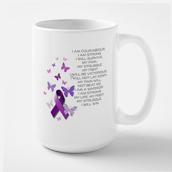 I am Strong Mugs