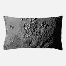 Pluto Ice Mountains Pillow Case