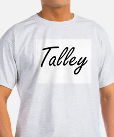 Talley surname artistic design T-Shirt