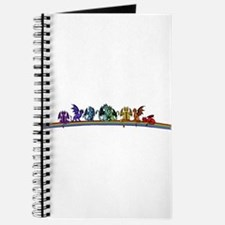 Rainbow Dragons Journal