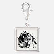 Dragon Lovepair Charms