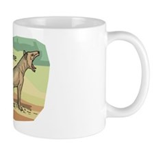 Thylacine Small Mugs
