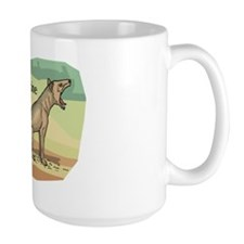 Thylacine Ceramic Mugs