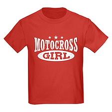 Motocross Girl T