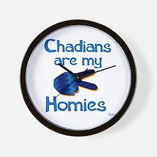 Chadians Wall Clock