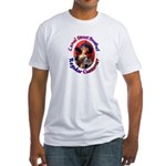 Canal Street Brothel Fitted T-Shirt
