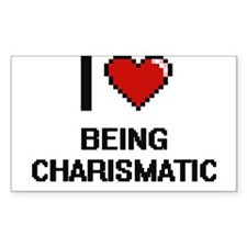 I love Being Charismatic Digitial Design Decal