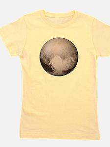 Pluto Girl's Tee