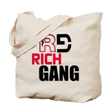 RICH GANG Tote Bag