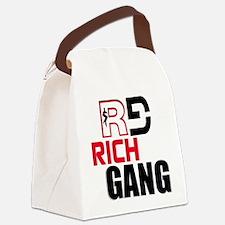 RICH GANG Canvas Lunch Bag