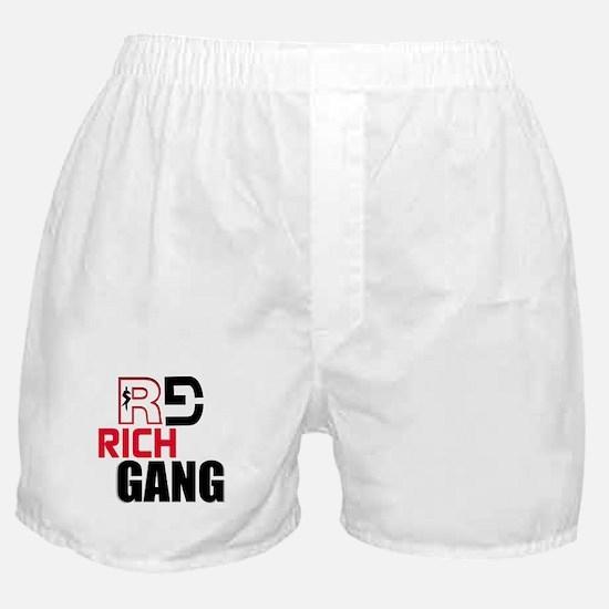 RICH GANG Boxer Shorts