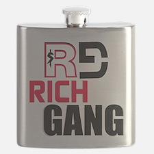 RICH GANG Flask