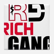RICH GANG Tile Coaster