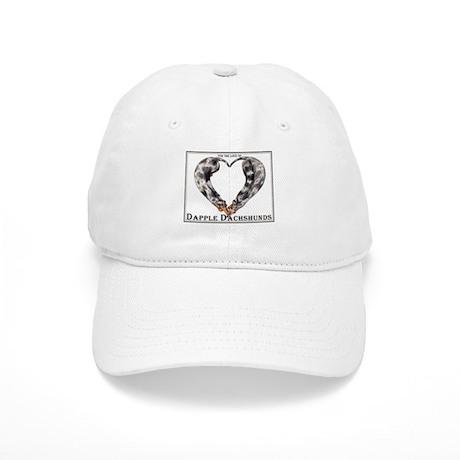 Love of Dapple Dachshunds Cap
