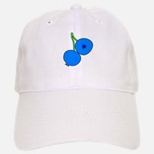 Blueberries Baseball Baseball Cap