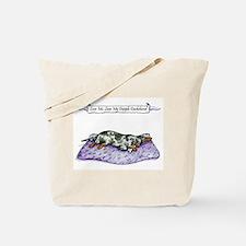 Love My Dapple Tote Bag