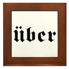 Uber Framed Tile