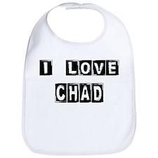 Cute Chad Bib
