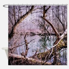 Secret Place in Nature Shower Curtain