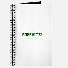 GOBSHITE - ENGlISH GRAMMAR AS SHE IS SPOKE Journal