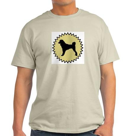 Portuguese Water Dog (seal) Light T-Shirt