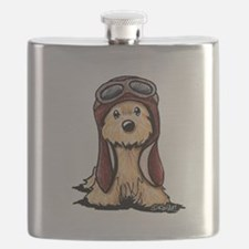 KiniArt Cairn Pilot Flask