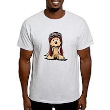 KiniArt Cairn Pilot T-Shirt