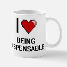 Cute Expendables Mug