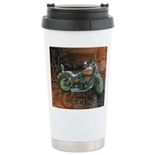 Cute Harley lover lovers Travel Mug