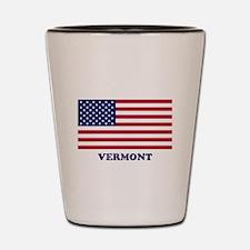 Vermont Shot Glass