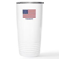 Vermont Travel Coffee Mug