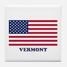Vermont Tile Coaster