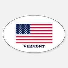 Vermont Sticker (Oval)