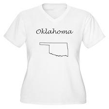 Oklahoma Plus Size T-Shirt