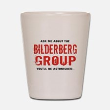 Bilderbergs Shot Glass