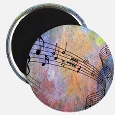 Abstract Music Magnets