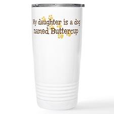 Funny Buttercup Travel Mug