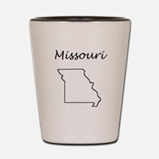 Missouri Shot Glass