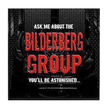 Bilderbergs Tile Coaster