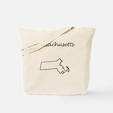 Massachusetts Tote Bag