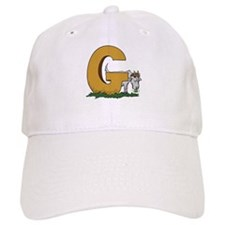 G For Goat Baseball Cap