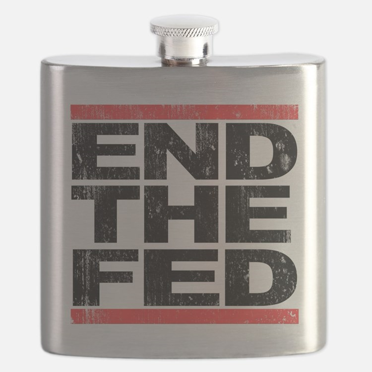 End the Fed Flask