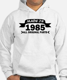 made in 1985 born Hoodie