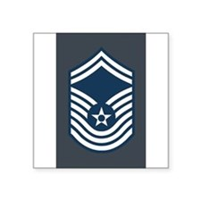 "Cool Air force insignia Square Sticker 3"" x 3"""