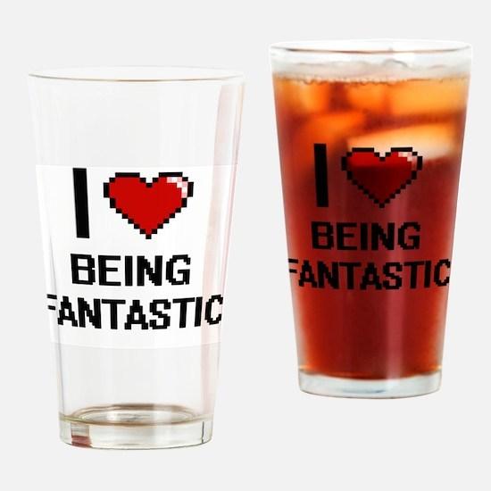 Cute Fanciful Drinking Glass