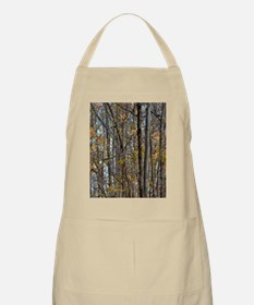forest trees Camo Camouflage  Apron