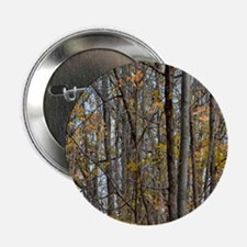 "forest trees Camo Camouflage  2.25"" Button"