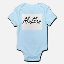 Mullen surname artistic design Body Suit